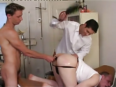 Grimy fruits spank and dildofuck males gazoo