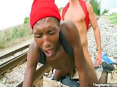 Interracial Twink