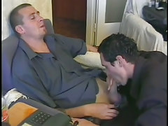 Extreme boy roomates take in a intense dick in 1 episode