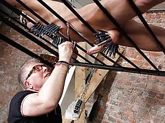 Draining A Slave Boys Snake - Reece Bentley And Sebastian Kane
